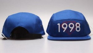 DUPLICADO - Boné 5 Panel Diamond Supply CO. - 1998 BLUE