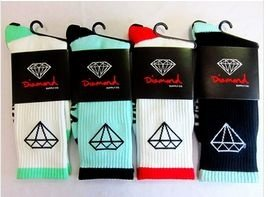 Meia Diamond Supply CO. - Diversas cores
