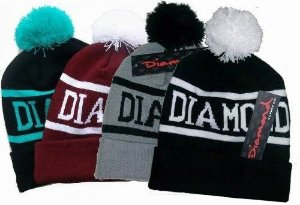 Toucas - Diamond Supply ( Diversos Modelos )