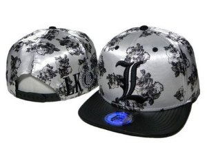 Boné Snapback LastKings - WHITE FLOWERS
