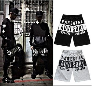 Shorts Parental Advisory