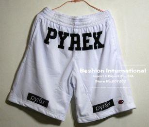 Shorts Pyrex - Branco ( UNISEX )