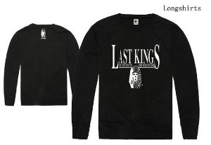 Blusa de Frio Last Kings - Diversas Cores