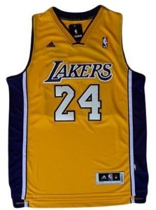 Regata Basquete - Lakers 24 ( Bryant )