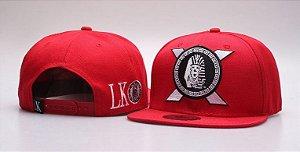 Boné Last Kings - X LK (Vermelho)