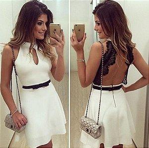 Vestido Branco 2016