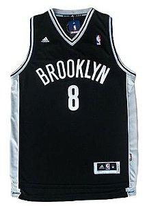 Regata - Brooklyn NETS NBA Adidas Basquete