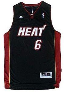 Regata - Miami HEAT NBA Adidas Basquete