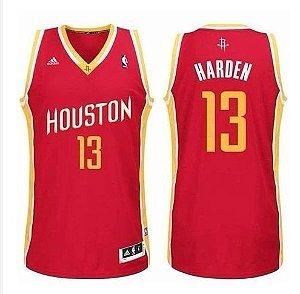 Regata - Houston ROCKETS NBA Adidas Basquete