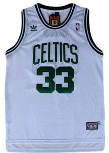 Regata - Boston Celtics NBA Adidas Basquete BRANCA