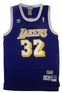 Regata - LOS ANGELES LAKERS NBA Adidas Basquete