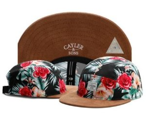 Boné Cayler & Sons 4K - 5 PANEL