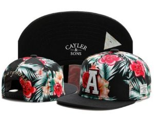 Boné Cayler & Sons A FLOWER - 5 PANEL