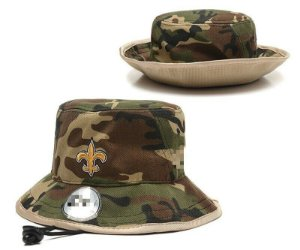 Bucket New Orleans Saints New Era Camo