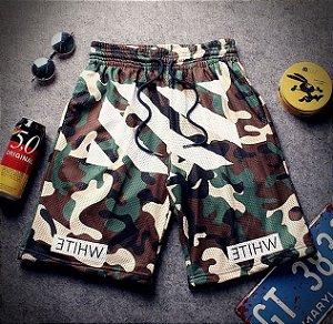 Shorts WHT Camouflage - Masculino