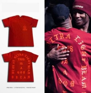 Camiseta KANYE WEST - I FEEL LIKE PABLO