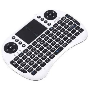 Mini Teclado com Mouse Touch Pad