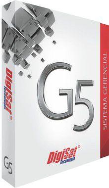 Sistema Gerencial Digisat G5