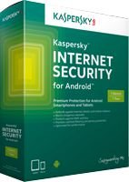 Kaspersky Internet Security para Android (1 ANO)