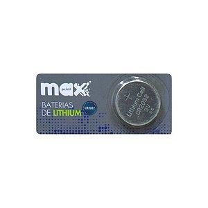 Bateria de Lithium CR2032 MaxPrint