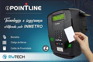 9dfa253599c Relógio de Ponto Biométrico