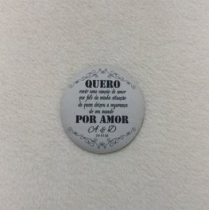 Porta Copos personalizado