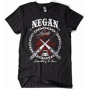 Camiseta The Walking Dead Negan