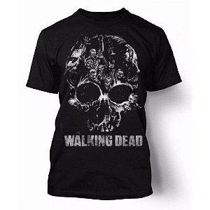 Camiseta The Walking Dead Zumbie