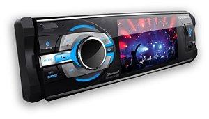 """DVD Player Automotivo Pósitron SP4500BT com Tela de 3,5"""""""