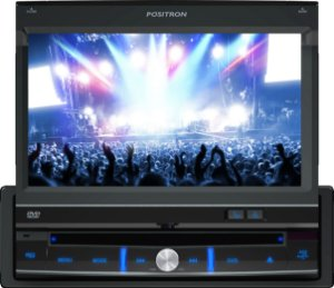 DVD Player Automotivo SP6111