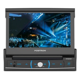DVD Player Automotivo Pósitron SP6320 BT com Tela 7