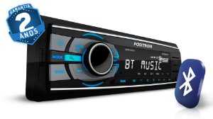MP3 Player Automotivo Pósitron SP2310BT