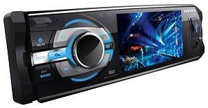 DVD Player Automotivo Pósitron SP4720TV c/ Tela LCD 3,5