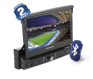 Som Automotivo DVD Player SP6720DTV