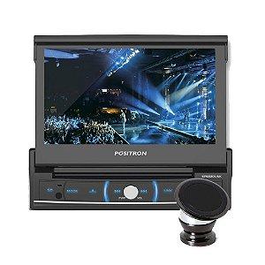 DVD SP6520 Positron + Suporte Magnético