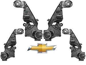 Trava Elétrica Tragial Novo Corsa 4P Mod Original
