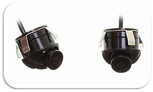 Mini Camera Ré Estacionamento Automotiva Colorida Tartaruga DRONE