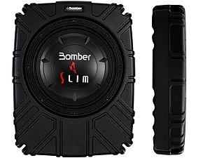 Caixa Selada Amplificada Slim Bomber 8 175wrms