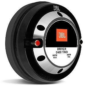 Driver D450 Trio Titânio JBL Selenium 300W RMS 8 Ohms
