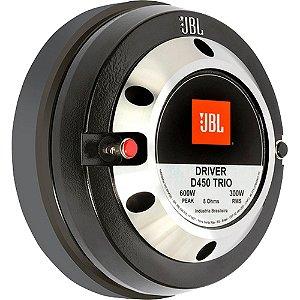 Driver JBL Selenium D450 TRIO 300W RMS 8 Ohms Fenólico