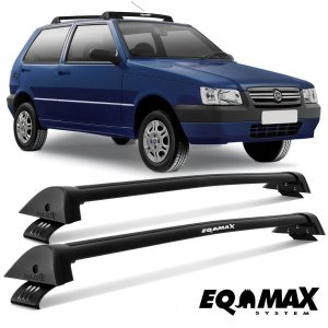 Rack Eqmax Wave Uno Mille 4P 05 13 Preto