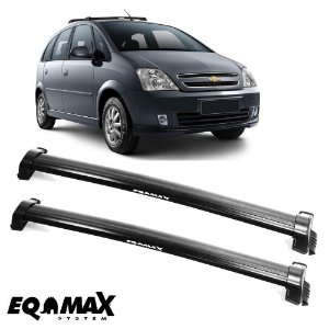 Rack Eqmax New Wave Meriva 03 12 Preto