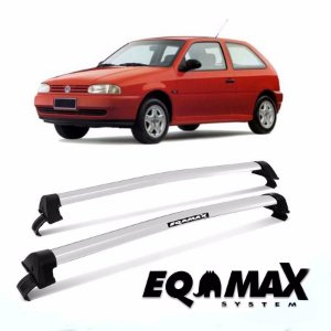 Rack Eqmax Wave Gll 2P 95 98 Prata
