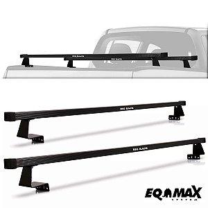 Rack Eqmax Para Caçambas Pick Up's 1,8M Aço