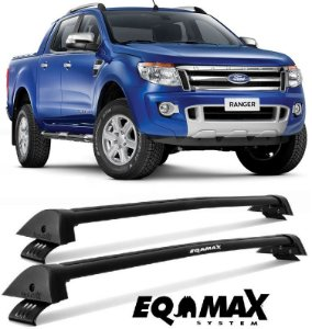 Rack Eqmax New Wave Ford Ranger 15 16 Preto