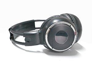 Fone de Ouvido Headphone IR Overvision Preto