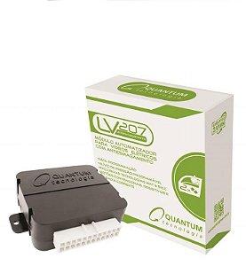 Modulo Quantum Lv 207 Automatizador Vidros Antiesmagamento