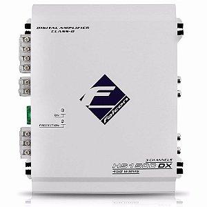 Modulo Amplificador Falcon HS1500DX 3 Canais 450W RMS 2 Ohms