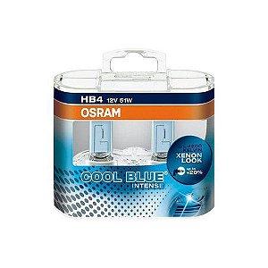 Lâmpada Osram HB4 9006 12V 51W Cool Blue Intense 4.200K