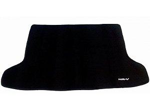 Tapete Carpete Perso Ecotap Porta Malas Honda HRV 15 Preto